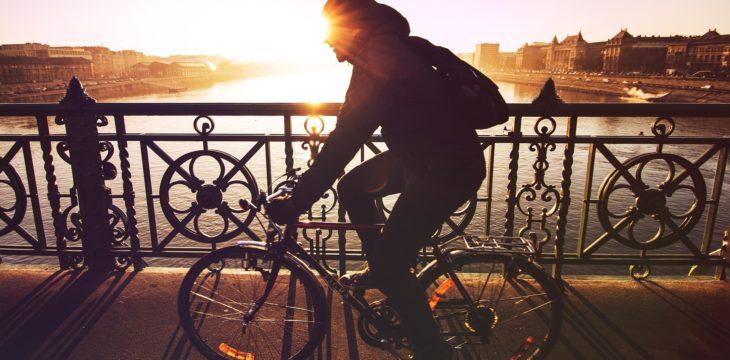 """""""Go Anywhere"""" elektrisk sykkel"""