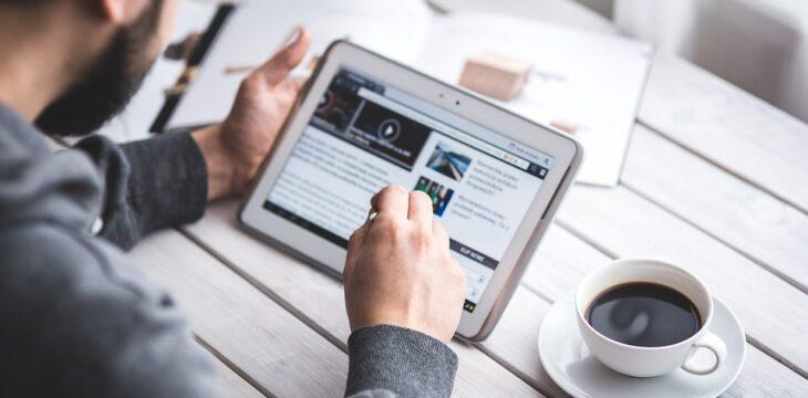 Bli en blogger med dagens teknologi